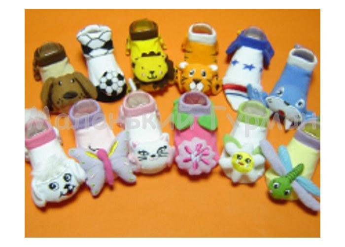 Игрушки детям своими руками из носков
